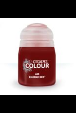 Citadel Citadel Paints Air Paint Khorne Red