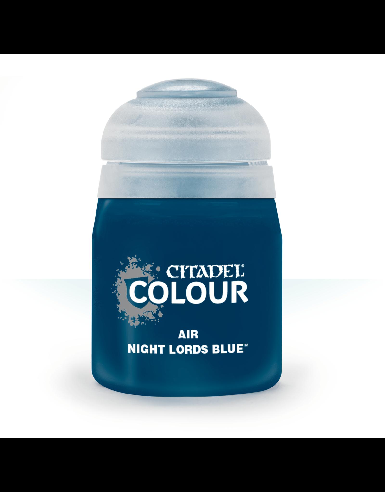 Citadel Citadel Paints Air Paint Night Lords Blue