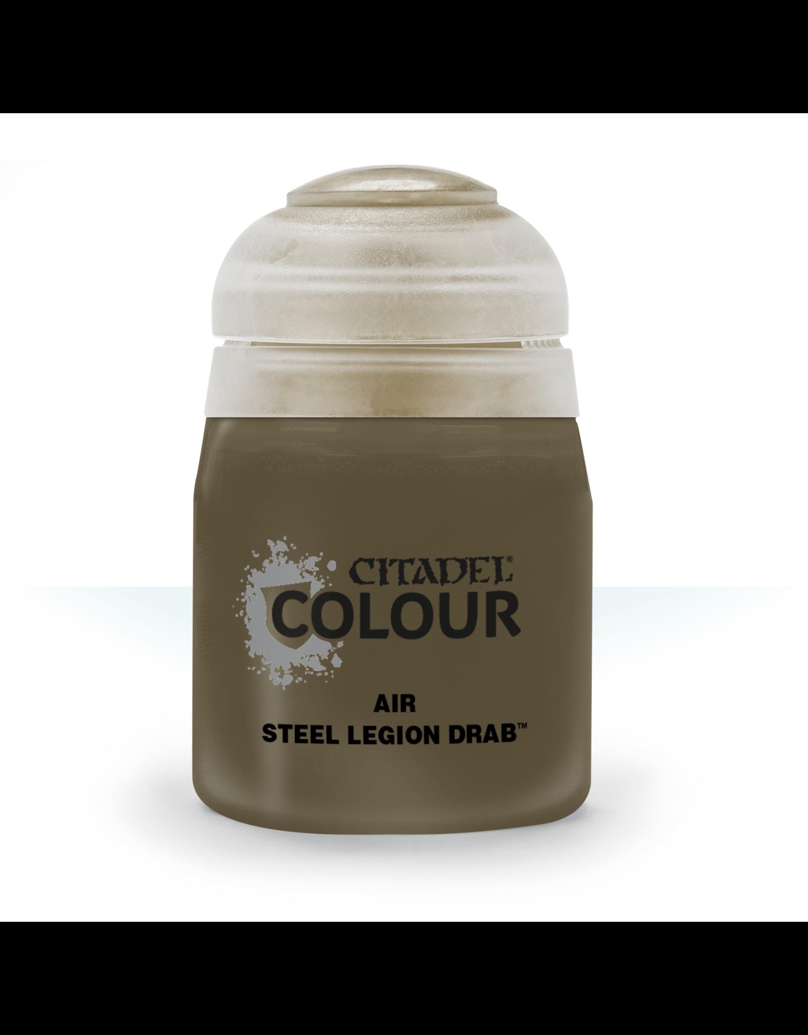 Citadel Citadel Paints Air Paint Steel Legion Drab