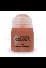 Citadel Citadel Paints Air Paint Deathclaw Brown