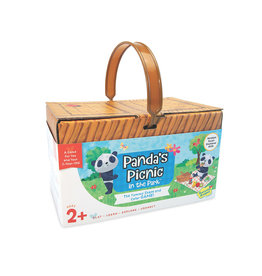Peaceable Kingdom Panda's Picnic