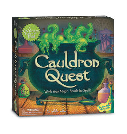 Peaceable Kingdom Cauldron Quest