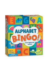 Peaceable Kingdom Alphabet Bingo
