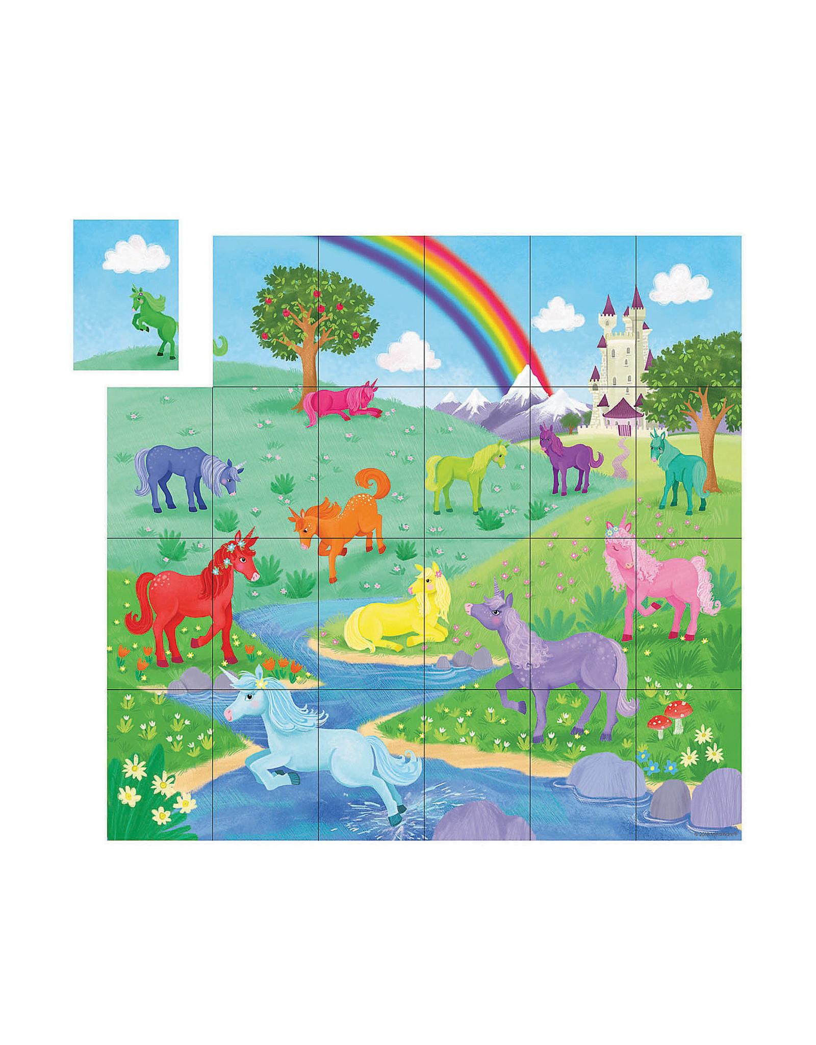 Peaceable Kingdom Match Up Games & Puzzles