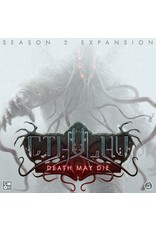 CMON Cthulhu: Death May Die -Season 2 Expansion