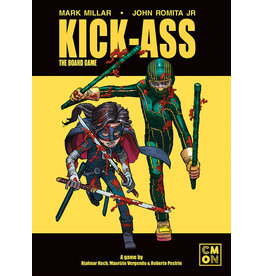 CMON Kick-Ass: The Board Game