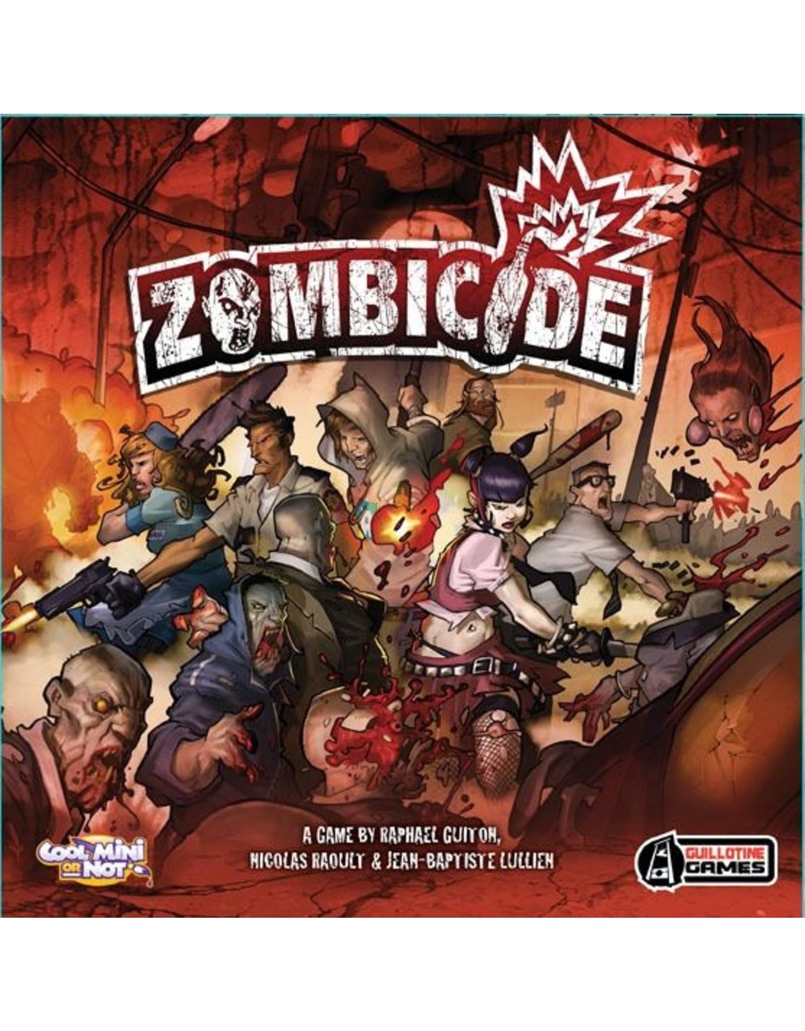 CMON Zombicide