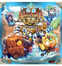 CMON Arcadia Quest: Riders Expansion