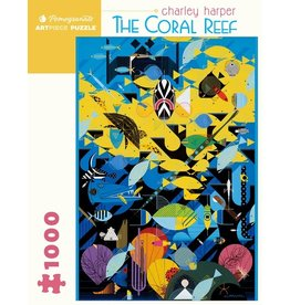 "Pomegranate ""The Coral Reef"" 1000 Piece Puzzle"