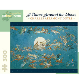 "Pomegranate ""A Dance Around the Moon"" 300 Piece Puzzle"