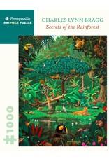 """Pomegranate """"Secrets of the Rainforest"""" 1000 Piece Puzzle"""