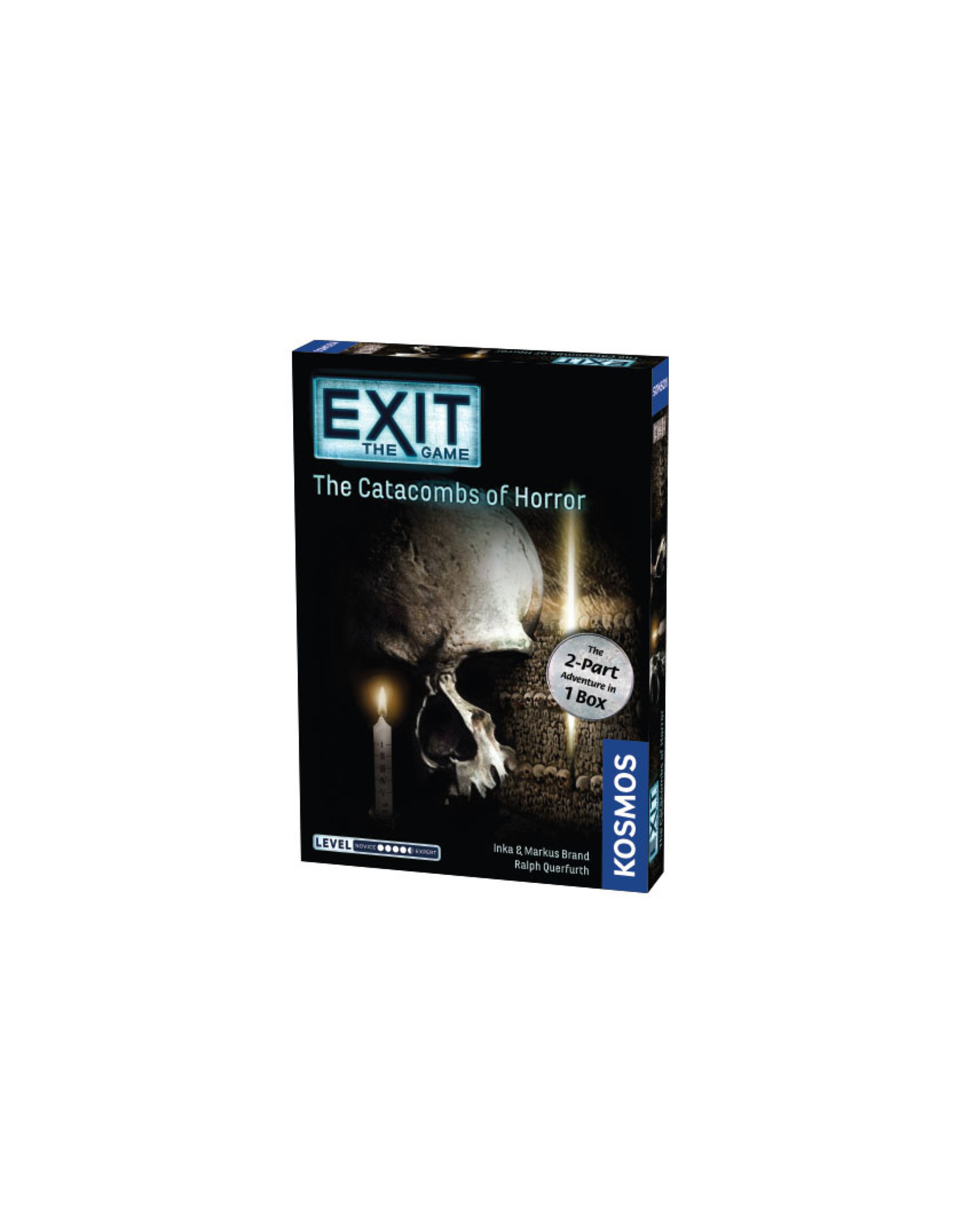 Thames & Kosmos EXIT: The Catacombs of Horror (Double Adventure) 4.5/5