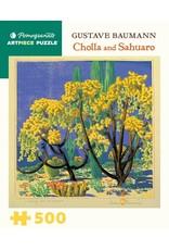"Pomegranate ""Cholla and Sahuaro"" 500 Piece"