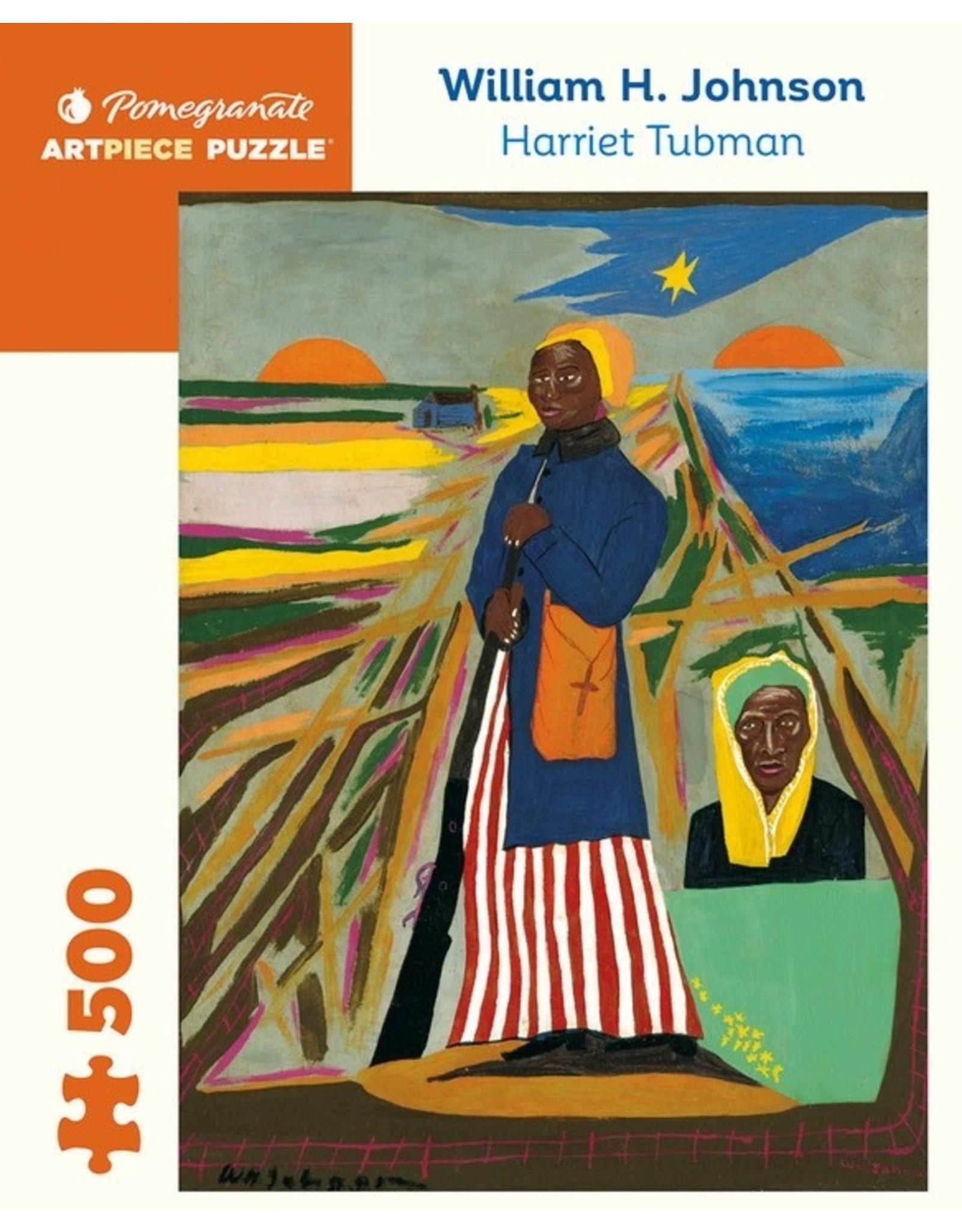 "Pomegranate ""Harriet Tubman"" 500 Piece Puzzle"