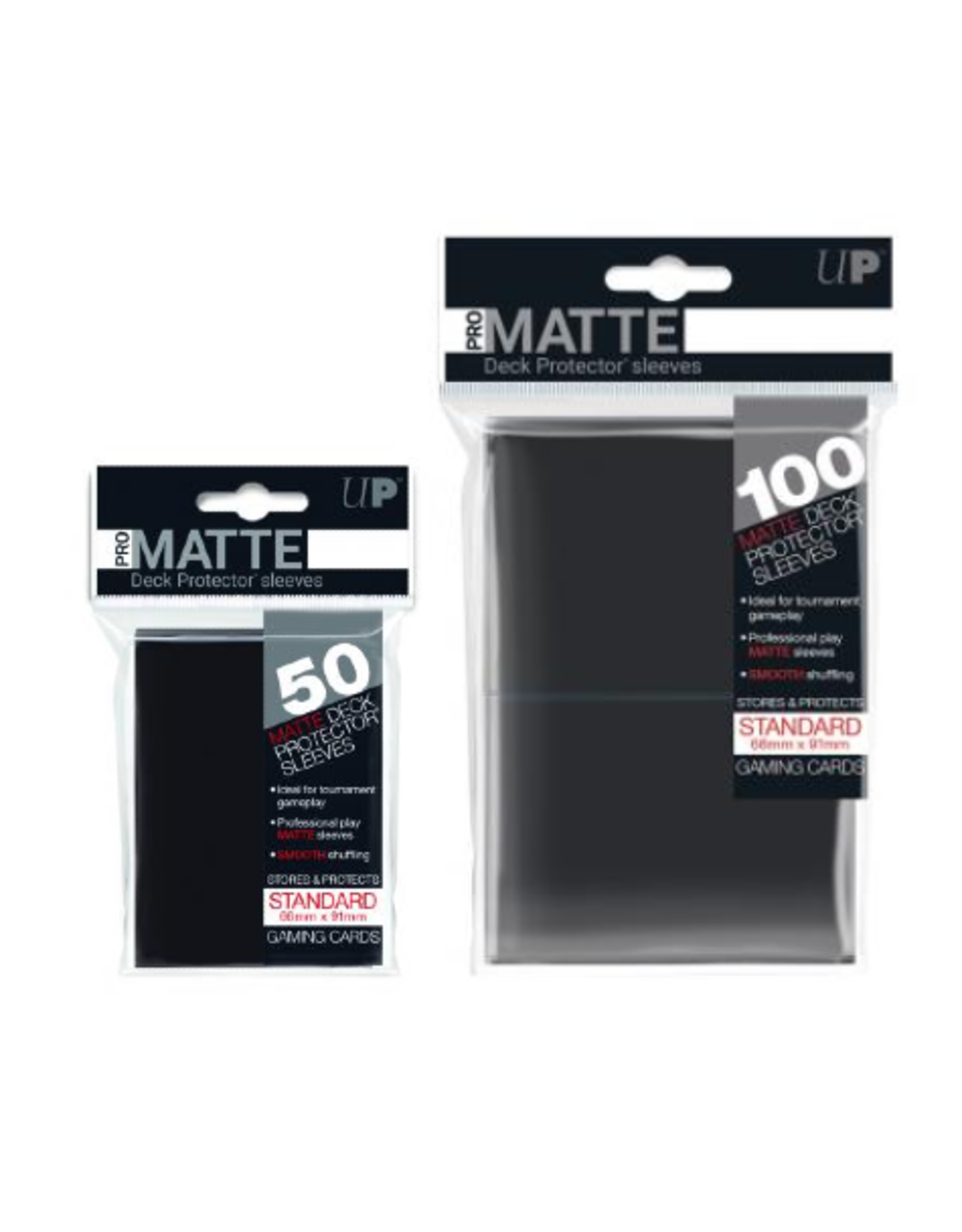 Ultra-Pro Solid Matte Finish Sleeves