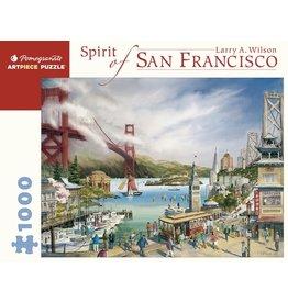 "Pomegranate ""Spirit of San Francisco"" 1000 Piece"