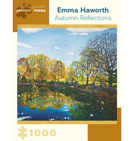 "Pomegranate ""Autumn Reflections"" 1000 Piece Puzzle"