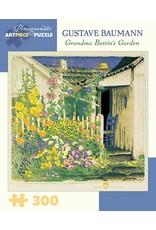 """Pomegranate """"Grandma Battin's Garden"""" 300 Piece Puzzle"""