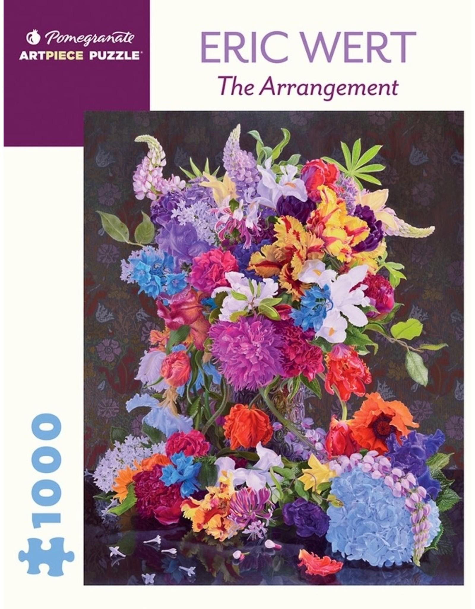"""Pomegranate """"The Arrangement"""" 1000 Piece Puzzle"""