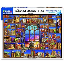 "White Mountain Puzzle ""Imaginarium"" 1000 Piece Puzzle"