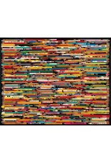 "White Mountain Puzzle ""Pencil Collage"" 1000 Piece Puzzle"