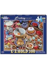 "White Mountain Puzzle ""Baking"" 300 Piece Puzzle"