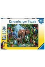 """Ravensburger """"Safari Animals"""" 150 Piece Puzzle"""