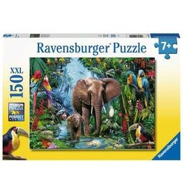 "Ravensburger ""Safari Animals"" 150 Piece Puzzle"