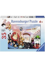 "Ravensburger ""Go Monkey Go!"" 35 Piece Puzzle"