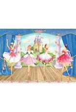 """Ravensburger """"Fairytale Ballet"""" 60 Piece Puzzle"""