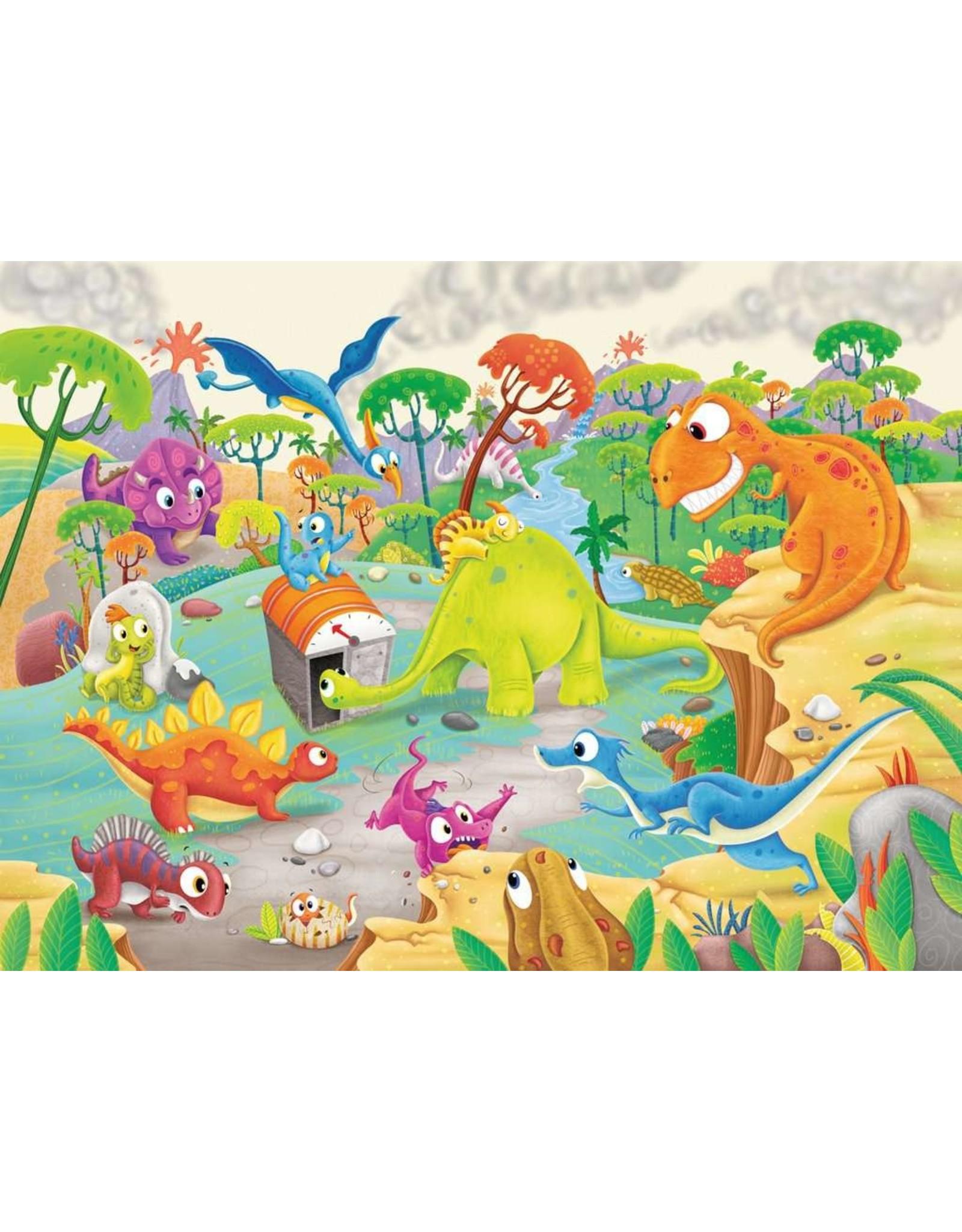 "Ravensburger ""Dino Land"" 60 Piece Puzzle"