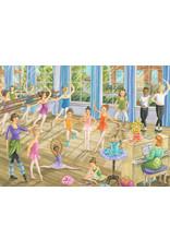 """Ravensburger """"Ballet Lesson"""" 35 Piece Puzzle"""