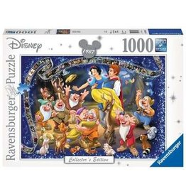 "Ravensburger ""Snow White"" 1000 Piece Disney Princess Collector's Edition Puzzle"
