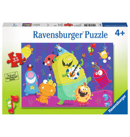 "Ravensburger ""Giggly Goblins"" 35 Piece Puzzle"
