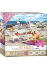 "Eurographics ""Yoga Beach"" 300 Piece Puzzle"