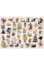 "Eurographics ""Yoga Kittens"" 300 Piece Puzzle"