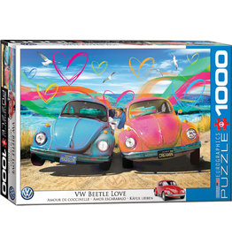 "Eurographics ""VW Beetle Love"" 1000 Piece Puzzle"