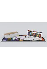 "Eurographics ""The Solar System"" 1000 Piece Panoramic Puzzle"