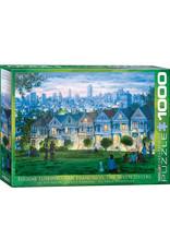 "Eurographics ""San Francisco - Seven Sisters"" 1000 Piece Puzzle"