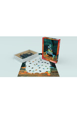 "Eurographics ""Red-Eyed Tree Frog"" 1000 Piece Puzzle"