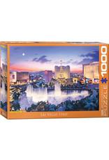 "Eurographics ""Las Vegas Strip"" 1000 Piece Puzzle"