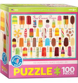 """Eurographics """"Ice Cream Pops"""" 100 Piece Puzzle"""