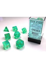"Chessex Chessex ""Borealis"" Dice Sets"