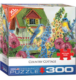 "Eurographics ""Country Cottage"" 300 Piece Puzzle"