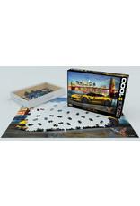 """Eurographics """"Corvette Z06"""" 1000 Piece Puzzle"""