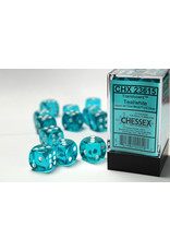 Chessex Chessex Translucent D6 Dice Sets