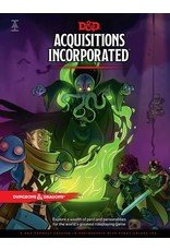 Wizards of the Coast D&D 5.0: Acquisitions Incorporated