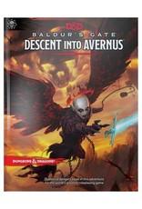 Wizards of the Coast D&D 5.0: Baldur's Gate - Descent into Avernus