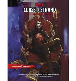 Wizards of the Coast D&D 5.0: Curse of Strahd