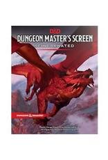 Wizards of the Coast D&D 5.0: DM Screen Reincarnated